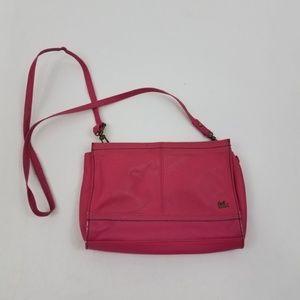 The Sak Bags - ~ The Sak Purse Cross Body Bag Pink Leather Should